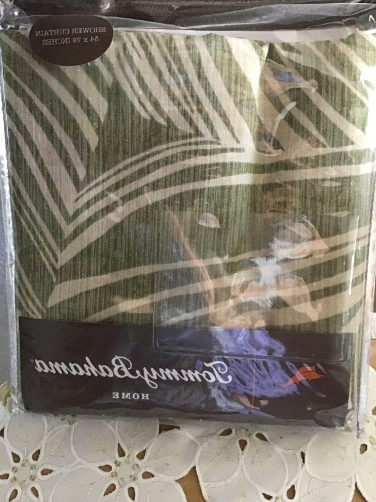 Tommy Bahama Montauk Drifter Shower Curtain 54x78