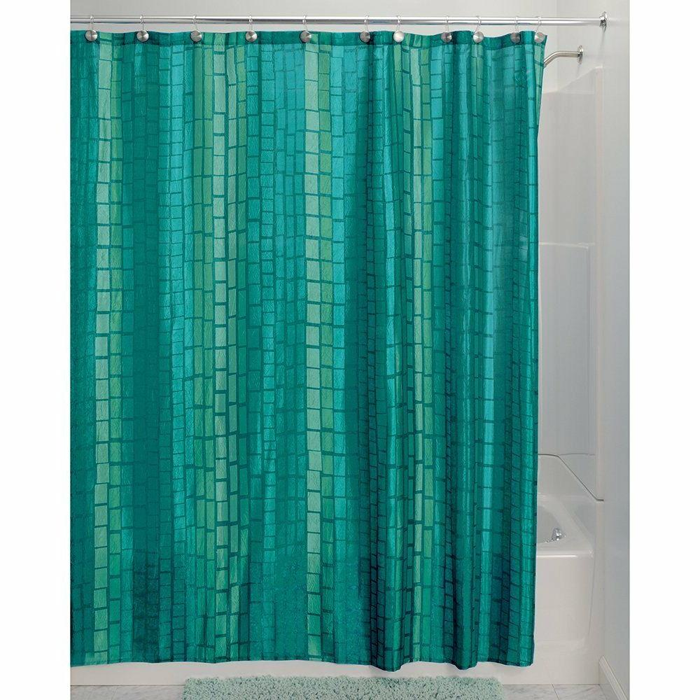 moxi fabric shower curtain 72 x 72