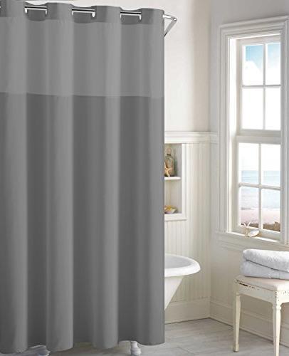 Mystery EZ-On Fabric Shower Lightweight - Grey
