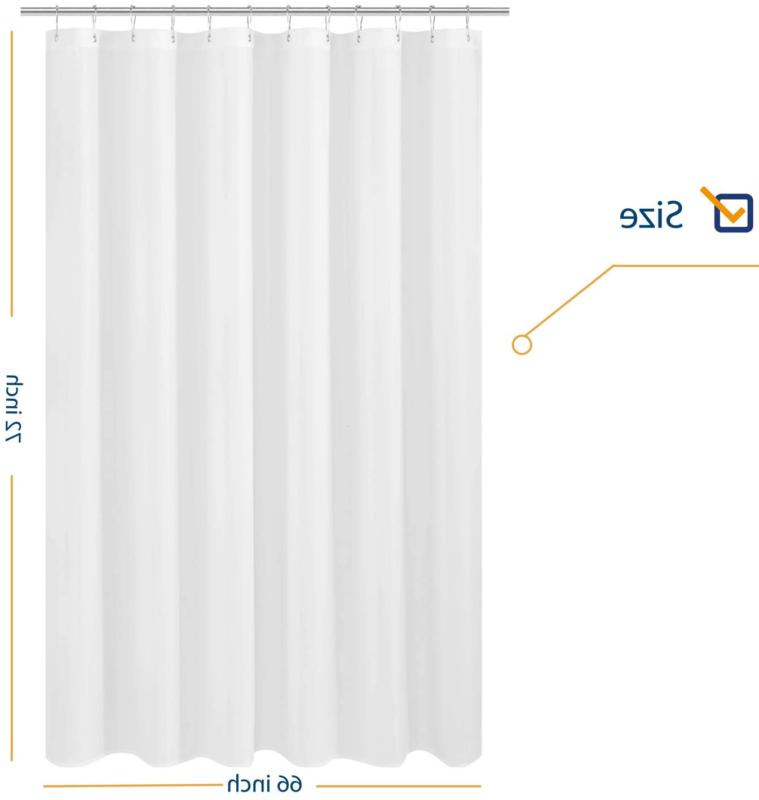 ny home fabric shower curtain liner 66