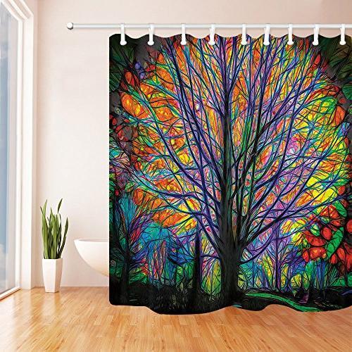 nymb creative trees decoration bath
