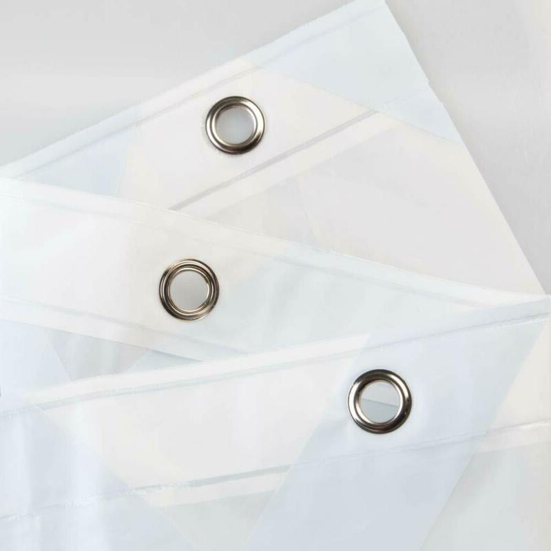 iDesign Ombre Shower Modern