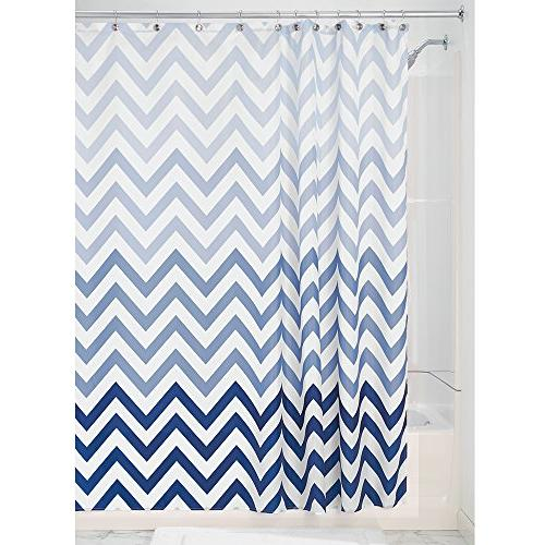 InterDesign Chevron Curtain