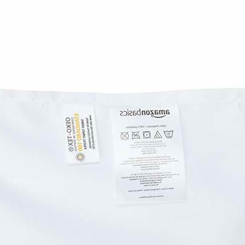AmazonBasics Pinch Pleat Curtain - 72