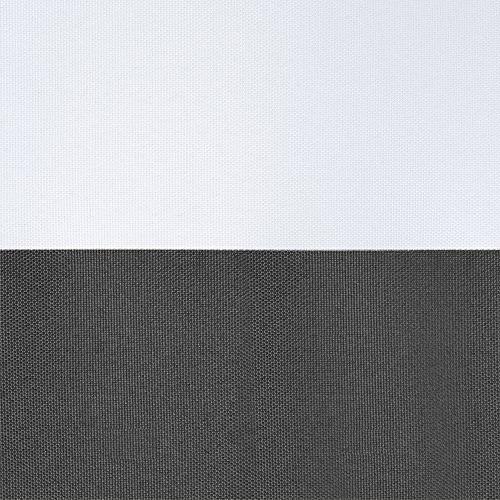 MAYTEX Porter Shower Curtain, X 72 Inch, Striped