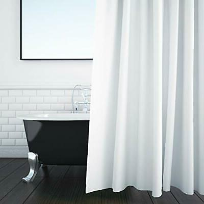 Riyidecor Shower Curtain Set Around Inches PEVA...