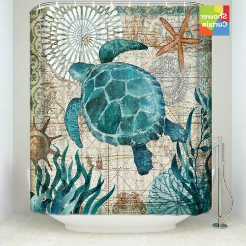 Sea Waterproof Bathroom Cover Mat