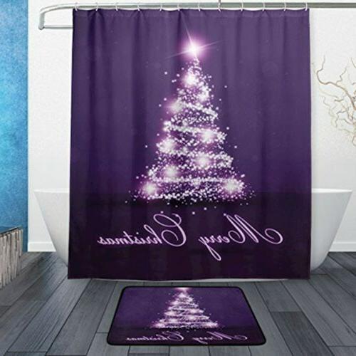 set of 2 christmas holiday 60 x