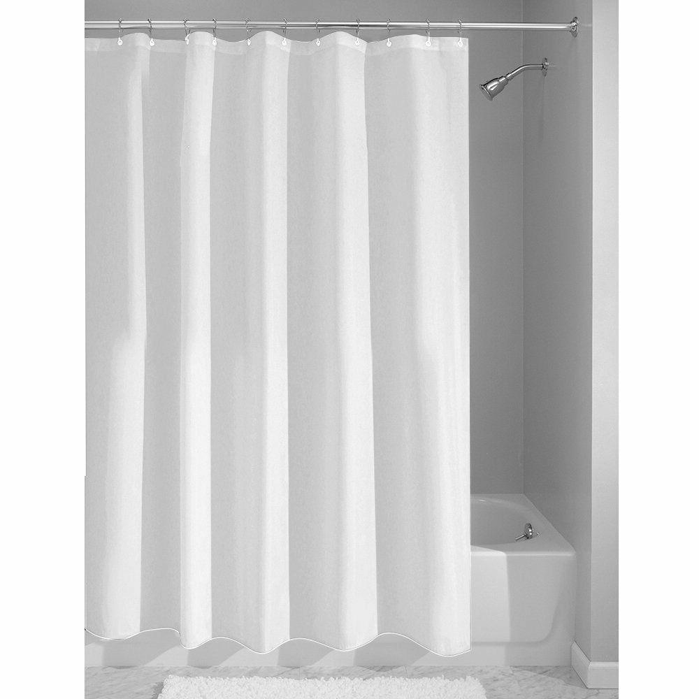 InterDesign Shower Curtain Liner - 4 Options