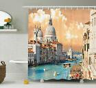 Shower Curtain City Grand Canal in Venice Wanderlust Decor 7