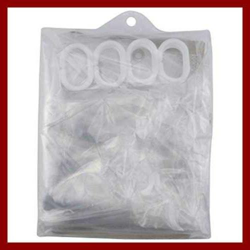 Shower Liner X Clear W 8 Touch For Ipad
