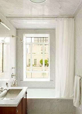 Shower Mildew Resistant Curtains