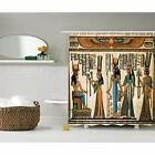 Shower Curtain Sets Ambesonne Egyptian Decor Collection, Pap