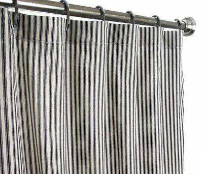 extra long shower curtain unique