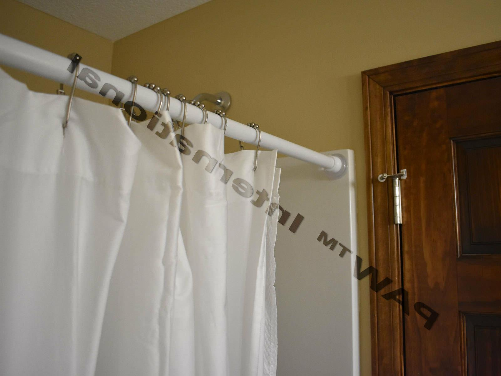 Shower Rod Holder Support By Paw International