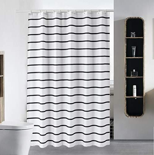 simple shower curtain liner water