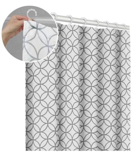 Maytex Smart Curtains Shower Trellis