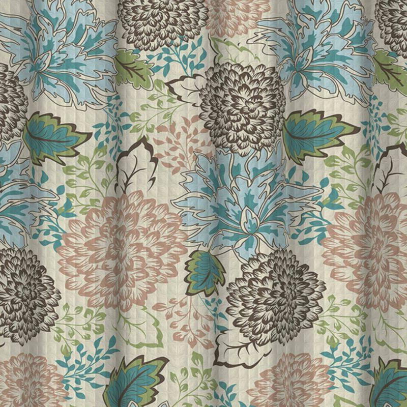 Sonrie Faux Linen 13-Piece Curtain Set
