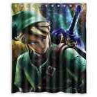 Special Offer Design Bath Curtain Custom Legend of Zelda Sho