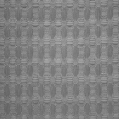 MAYTEX Waffle Shower Curtain, inch x inch, Grey