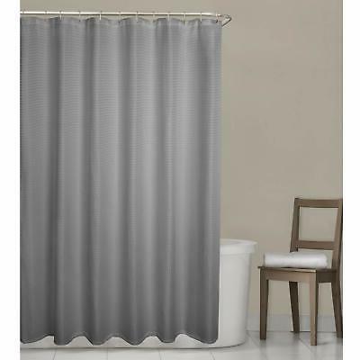 MAYTEX Fabric Shower Curtain, 70 inch x 72