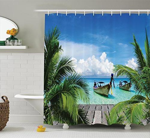 tropical decor collection