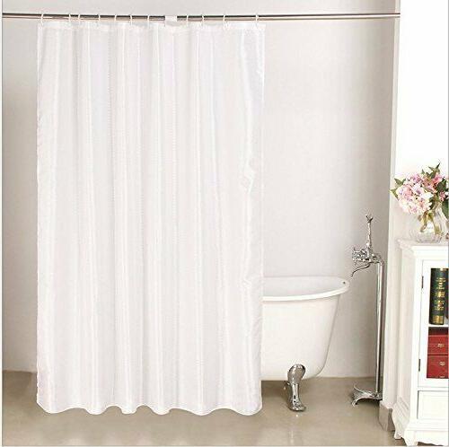 US Bathroom 3D Shower Curtain With Hooks