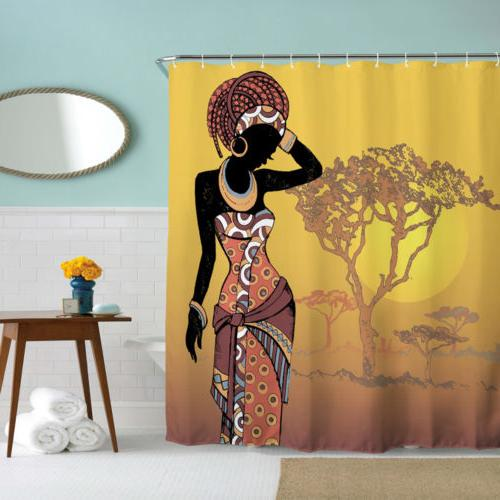 Curtain 3D Waterproof with