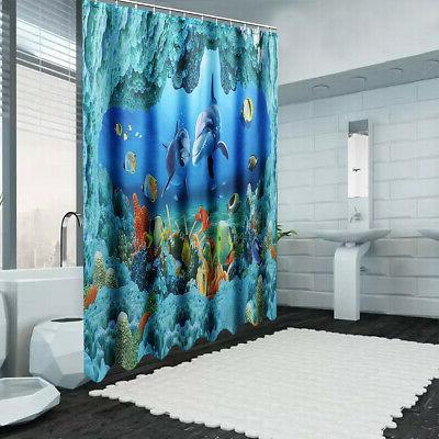 US Waterproof 1.8M Dolphin Sea Set