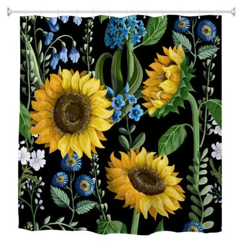 US Fabric Shower Animal Printing