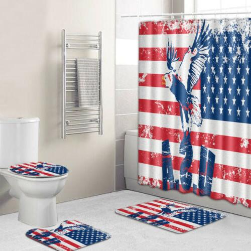 USA Day Rug Decor