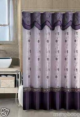 VCNY Embroidered & Taffeta Curtain - Assorted