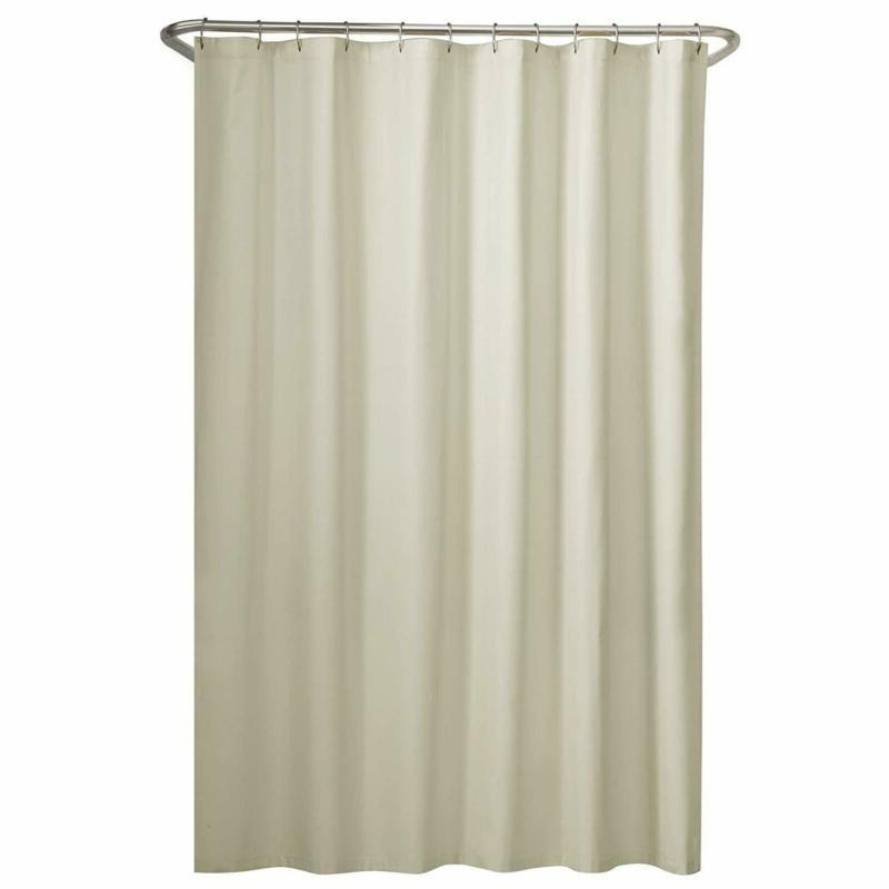 water repellent fabric shower curtain liner 70