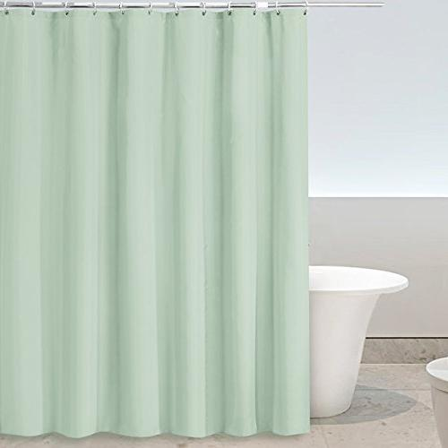 contemporary waterproof shower curtain mildew