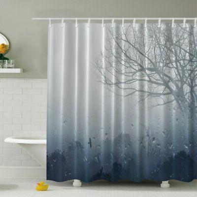 Waterproof Fabric Landscape Print