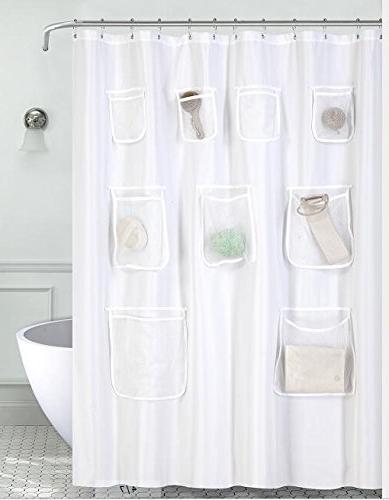 waterproof mildew resistant fabric shower