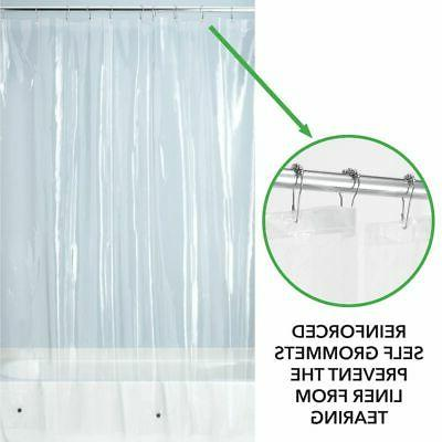 "mDesign LONG Shower 72"" 84"""