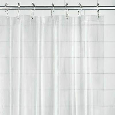 "mDesign Curtain Liner 72"" x"