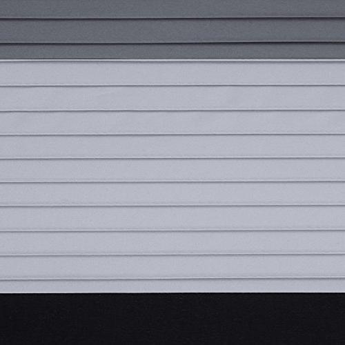 Comfort Shower Black - Grey Design - 72x72