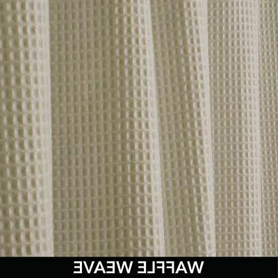 mDesign X-WIDE Waffle Weave Fabric Blend - x