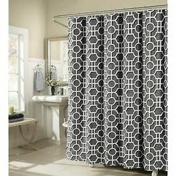 Creative Home Ideas Lenox 100% Cotton Luxury Fabric Shower C