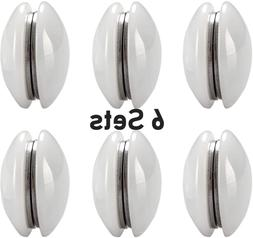 Magnetic Shower Curtain Weights Magnets Waterproof Portable