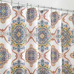 mDesign Decorative Paisley Damask Print - Easy Care Fabric S