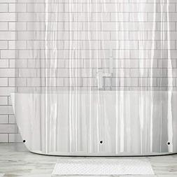 "mDesign EXTRA WIDE EVA Shower Curtain Liner - 108"" x 72"""