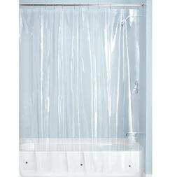 mDesign PEVA 3G Shower Curtain Liner , MOLD & MILDEW Resista
