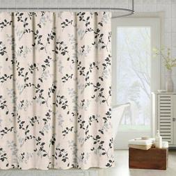 Creative Home Ideas Meridian Printed Fabric Shower Curtain