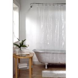 MAYTEX Softy EVA Shower Curtain Liner, Odorless No PVC, 70 i