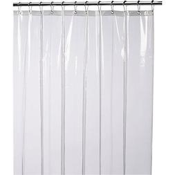 Mildew Resistant Anti Bacterial Shower Curtain Liner Non Tox