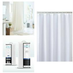 mildew resistant fabric shower curtain waterproof
