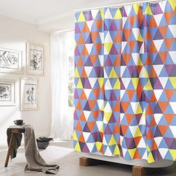 Wimaha Mildew Resistant PEVA Shower Curtain Liner, Odorless